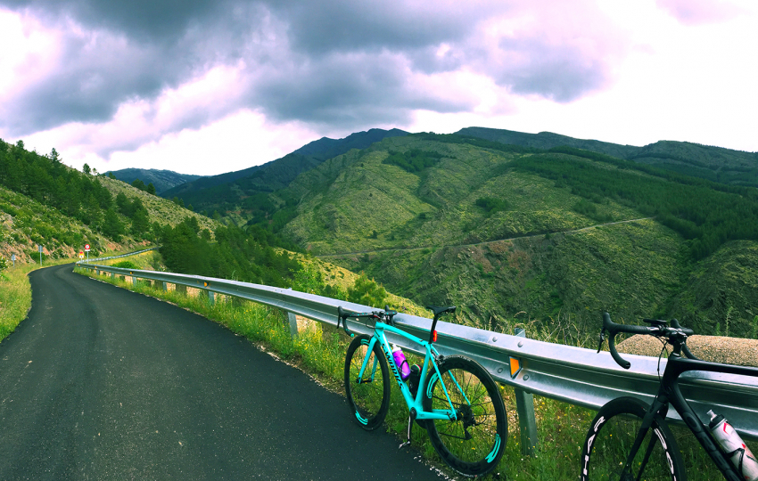 Una semana de ciclismo en el corazón de la sierra de Madrid