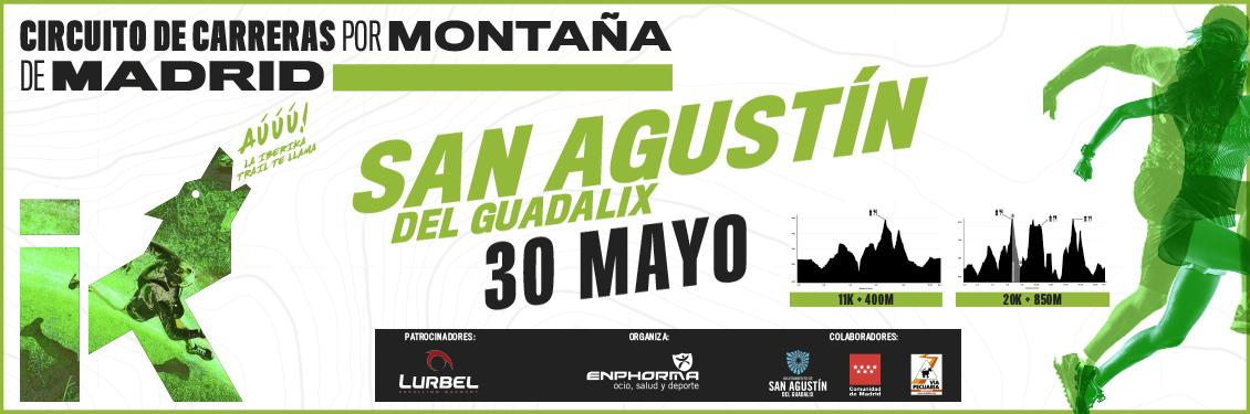 San Agustín del Guadalix: 30 mayo 2021